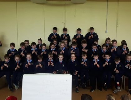 Music Concert – 3rd to 6th Class – Videos